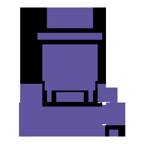 electrician violet